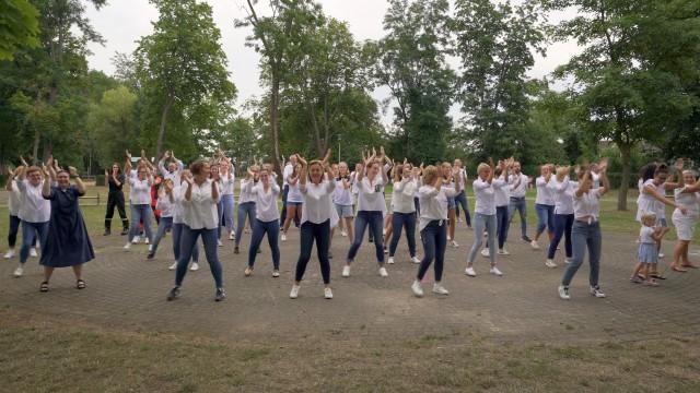 Nagrano klip zachęcający do wzięcia udziału w Dniach Gminy Buk.
