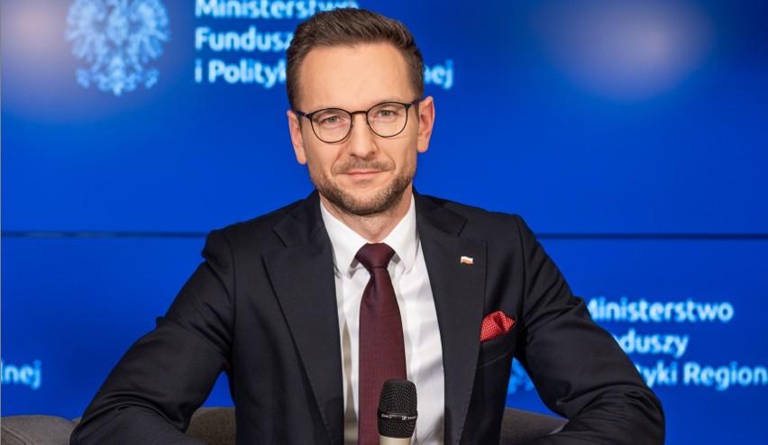 Waldemar Buda, wiceminister funduszy: Stać nas na to, aby podać sobie ręce i działać razem dla wspólnego dobra