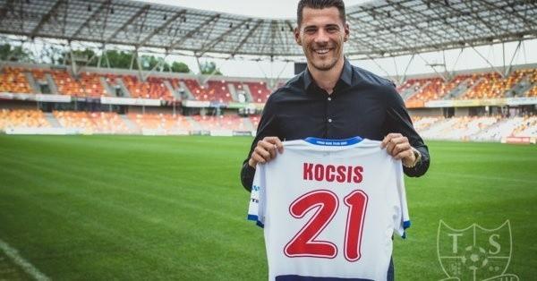 Gergo Kocsis podpisał z Podbeskidziem dwuletnią umowę