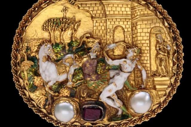 Tarkwiniusz i Lukrecja – renesansowy klejnot w zbiorach wawelskich