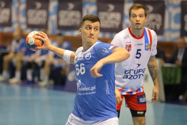 Miljan Ivanović błysnął formą w drugiej części sezonu PGNiG Superligi.
