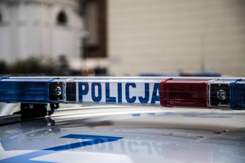 Policja zatrzymała mężczyznę podejrzanego o podwójne zabójstwo pod Puławami.