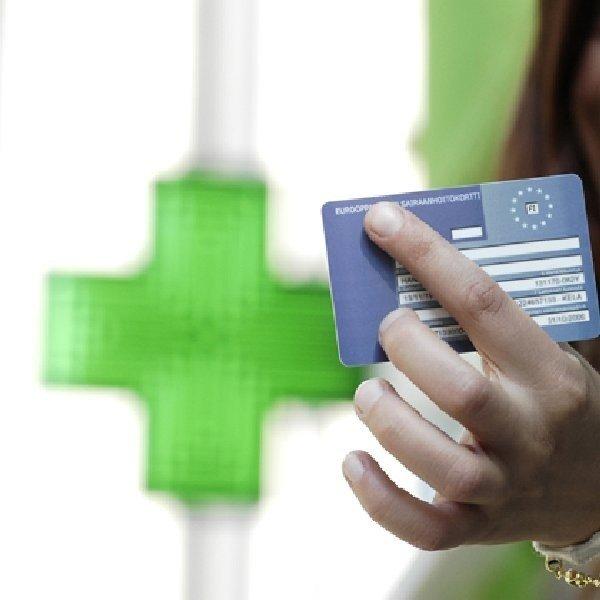 Karta Ubezpieczenia Europa.Europejska Karta Ubezpieczenia Zdrowotnego Takze Dla Dziecka