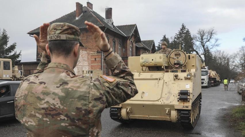 Koronawirus: Amerykanie zapowiedzieli zmniejszenie liczby swoich żołnierzy biorących udział w wielkich manewrach Defender-Europe 2020