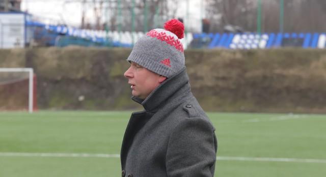 Jarosław Maćczak, trener piłkarzy GKS