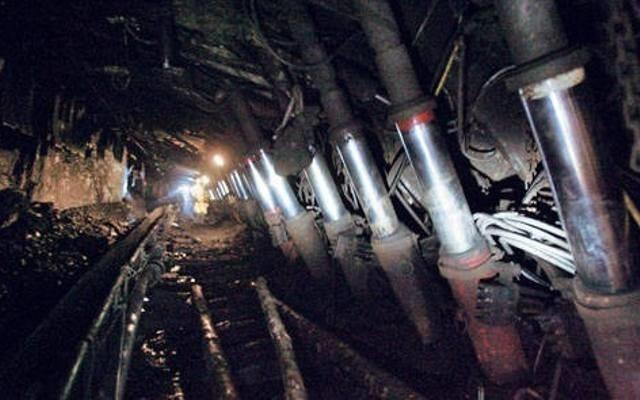 Wstrząs w kopalni Rydułtowy