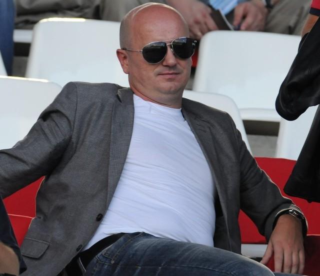 Tomasz Wieszczycki to zapalony wędkarz