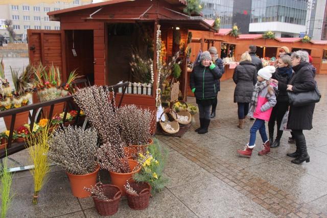 Jarmark Wielkanocny w Katowicach rozpocznie się 15.03.2021 roku