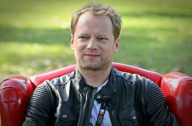 Maciej Stuhr robi karierę mimo życiowych problemów