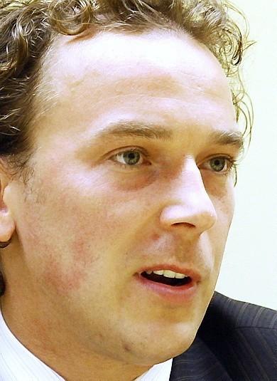 Marek Szczepański, wicestarosta chojnicki chce pomóc Szlandze pozyskać pieniądze z zewnątrz