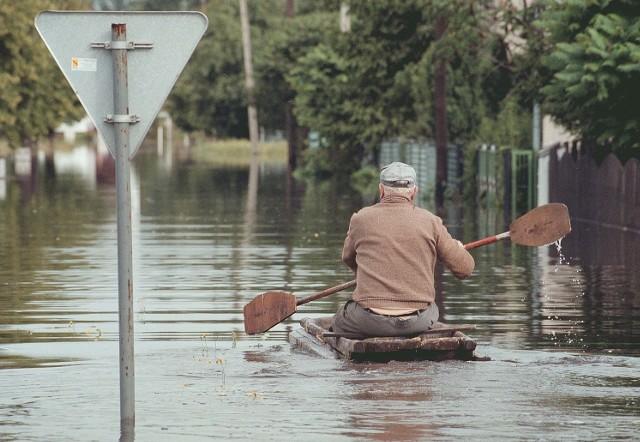 Powódź nie będzie grozić mieszkańcom wsi Ruda