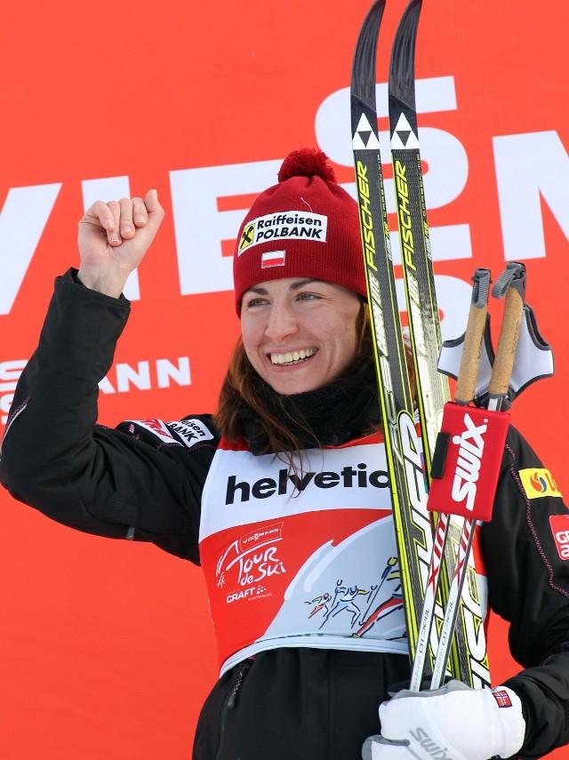 Justyna Kowalczyk- biegi narciarskie