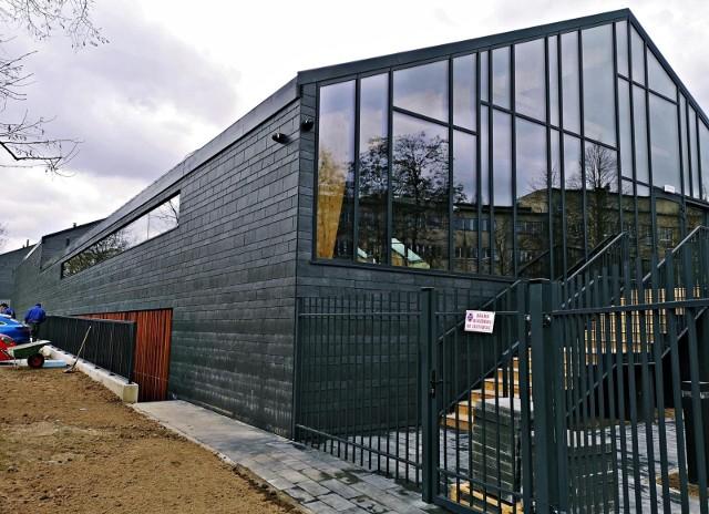 Tak prezentuje się nowy basen przy ul. Eisenberga.