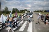 Duże Opole. Przeciwnicy blokowali obwodnicę miasta