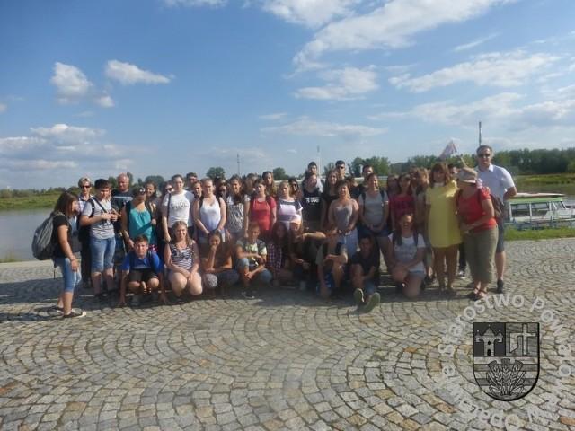 W powiecie opatowskim rejsu statkiem odbyć się nie da. Węgrzy płynęli Wisłą w Sandomierzu.