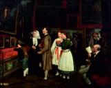 Muzeum Narodowe prezentuje trzynasty obraz Augusta Ludwiga Mosta