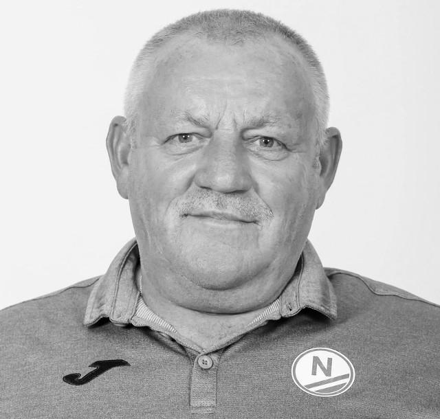 Zmarł Marian Maziarek, kierownik GKS Nowiny.