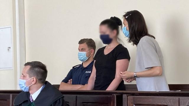 Pochodząca z Ukrainy 39-letnia Yana C. odpowiada przed poznańskim sądem za zabójstwo Wołodymyra, obywatela Ukrainy.