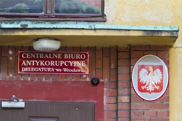 Magistrat w Wołowie kontrolują agenci wrocławskiej delegatury CBA