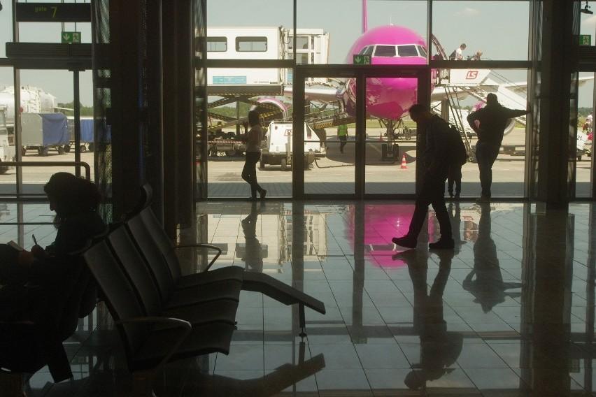 Lotnisko w Pyrzowicach: w lipcu prawie pół miliona mniej pasażerów niż w ubiegłym roku