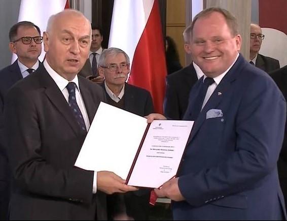MIECZYSŁAW BASZKO, Klub Parlamentarny PiS...