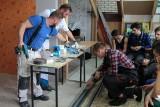 Zajęcia w ramach Europejskiego Tygodnia Umiejętności Zawodowych w grudziądzkiej budowlance [zdjęcia]