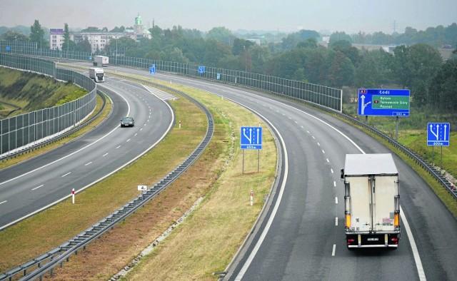 Prywatna kopalnia fedruje pod autostradą A1 w Bytomiu. Będą szkody górnicze?Bytomski odcinek autostrady A1 został otwarty w 2012 roku