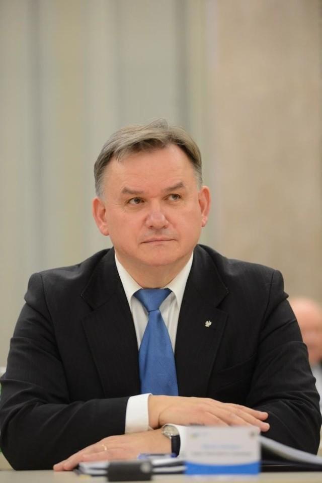 Marek Surmacz od grudnia jest komendantem głównym OHP.