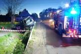 Wypadek w Nieżychowicach 7.05.2018. Nie żyje 18-latek ranny w wypadku w Nieżychowicach