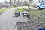 Węgorzewo. Dewastowali park, staną przed sądem