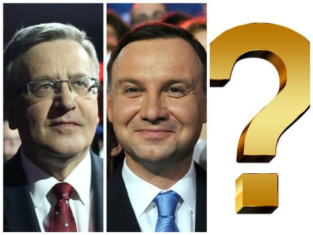 Kto prowadzi w sondażu przedwyborczym: Komorowski, Duda i...