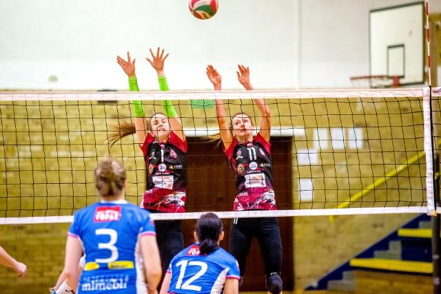 Siatkarki BAS Kombinat Budowlany Białystok wygrały w pierwszej kolejce II ligi