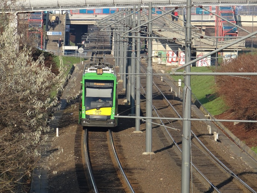 Na początku marca ZTM Poznań wprowadzi zmiany na trasie...