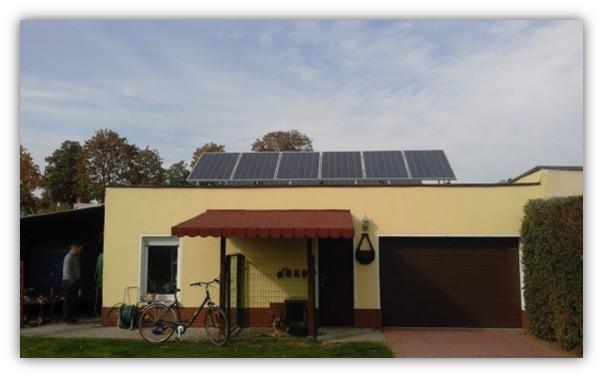 W gminie Przytoczna za pieniądze z PROW zamontowano instalacje fotowoltaiczne na 56 domach