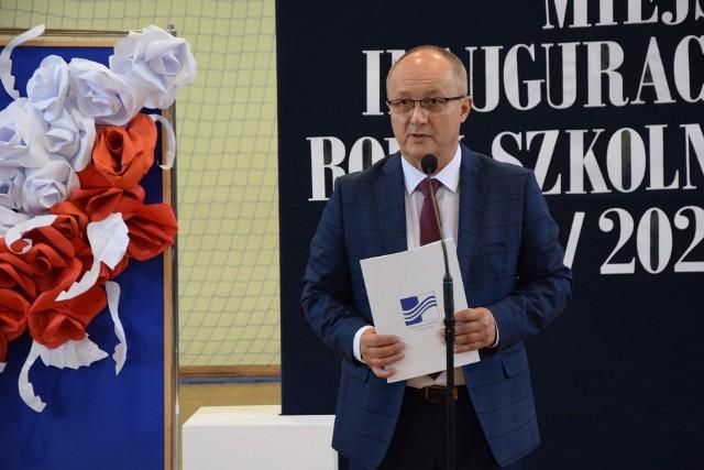 Wicekurator oświaty w Szczecinie - Jerzy Sołtysiak