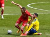 Fortuna 1. Liga. Arka Gdynia traci punkty w meczu z Odrą Opole. Oceniamy piłkarzy żółto-niebieskich