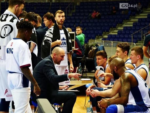 Drużyna Kinga Szczecin już trzy lata czeka na zwycięstwo w play-off.