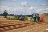 Spadki sprzedaży na rynku ciągników i przyczep rolniczych [wyniki września 2018]