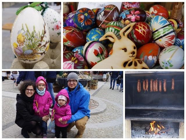7 kwietnia, tydzień przed Niedzielą Palmową, w godz. 9.00-15.00 na Rynku Kościuszki odbywa się Białostocki Jarmark Wielkanocny