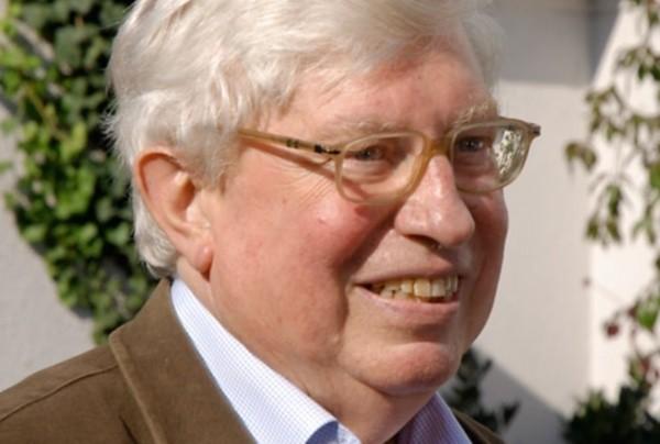Noblista w dziedzinie chemii prof. Gerhard Ertl.