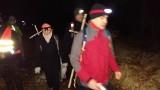 Ekstremalna Droga Krzyżowa z Rud do Rybnika miała 40 km i wiodła przez las ZDJĘCIA Z TRASY