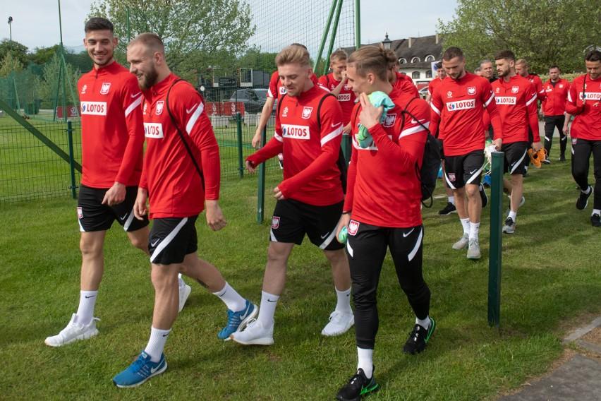 Reprezentacja Polski w poniedziałek, 24 maja rozpoczęła...