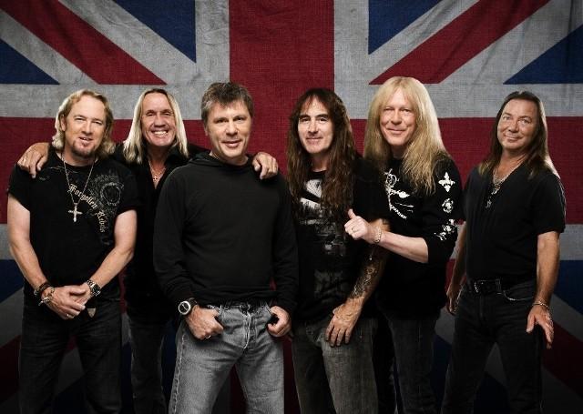 W przyszłym roku - po raz kolejny - do naszego kraju przyjedzie legendarna formacja Iron Maiden.