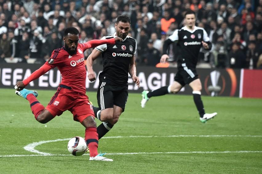 W fazie pucharowej Ligi Europy Alexandre Lacazette strzelił cztery gole.