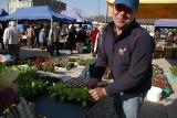 Mini giełda w centrum miasta to możliwe. Pomidory, lubczyk, oregano, rozmaryn, nasiona warzyw, kwiaty - wszystko kupisz na Dworzysku
