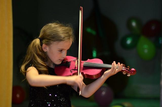 Tak było na XV Festiwalu Muzykujących Przedszkolaków w Oleśnie.