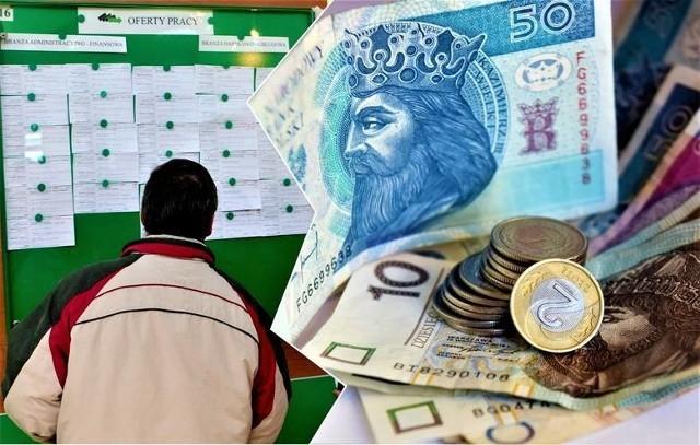 """Pensja minimalna w 2022 roku """"powinna"""" wynieść 3300 zł brutto."""