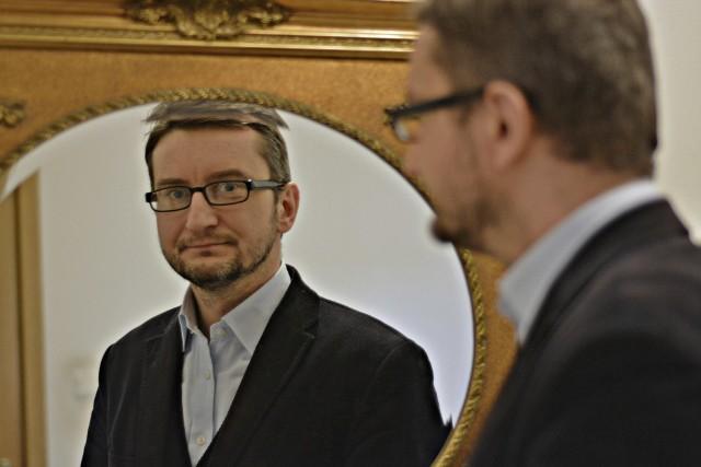 Michał Karapuda, pełnomocnik prezydenta ds. jubileuszu 450 - lecia Unii Lubelskiej