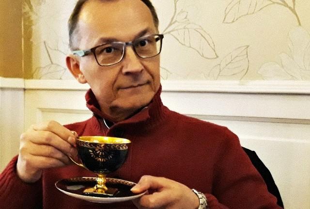 Marek Karpiński, p.o. dyrektora Centrum Sztuki Mościce nie wie jeszcze, czy stanie w konkursowe szranki