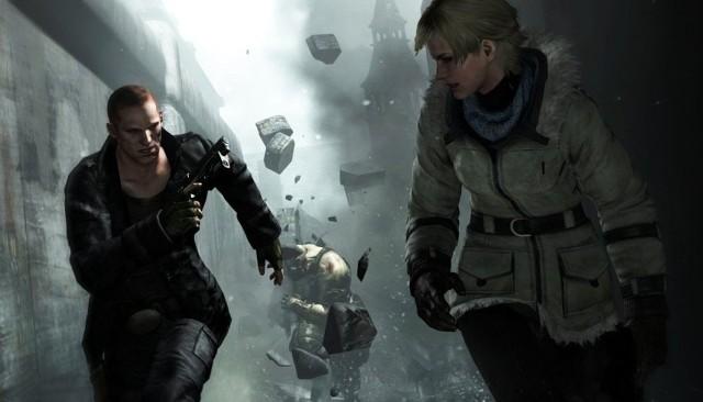 Resident Evil 6Resident Evil 6: premierę gry zapowiedziano na 2 października